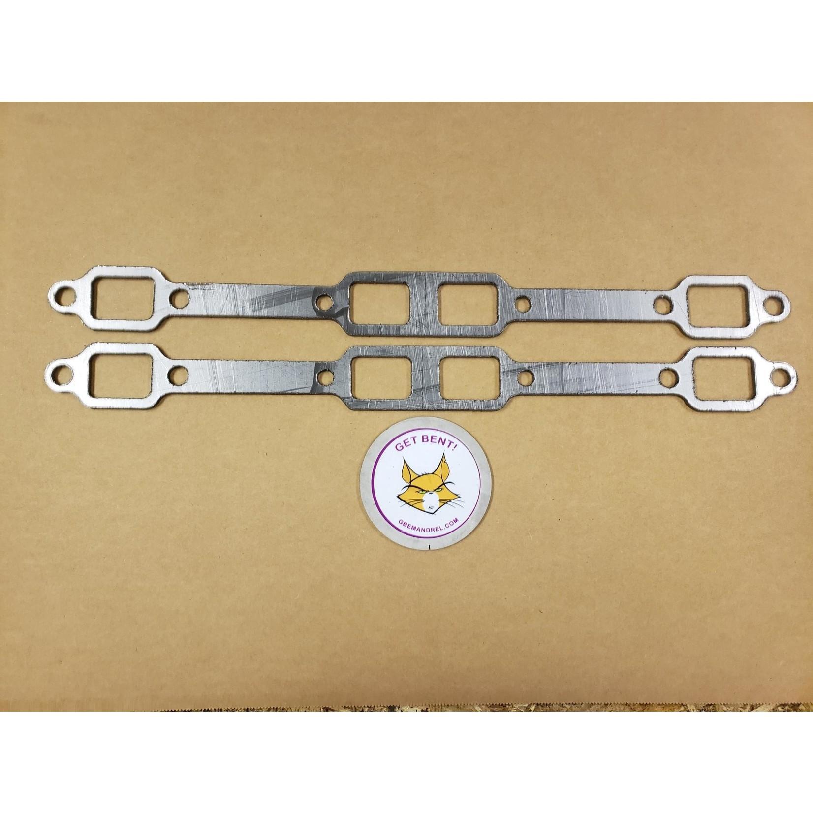 GBE MOPAR 383-440 GRAPHITE HEADER GASKETS