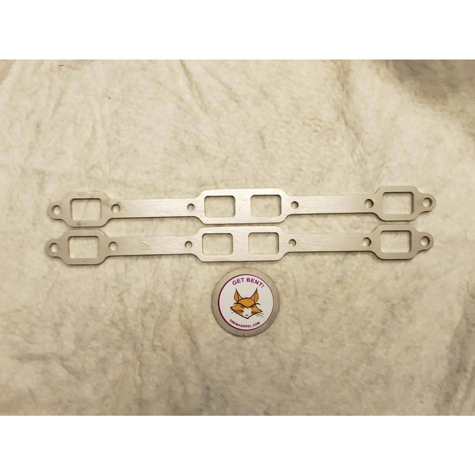 GBE MOPAR 383-440 304SS HEADER FLANGES