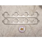 GBE BBF FORD 429 460 304SS EXHAUST HEADER FLANGES- LASER CUT