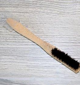 Boar Hair Brush Black
