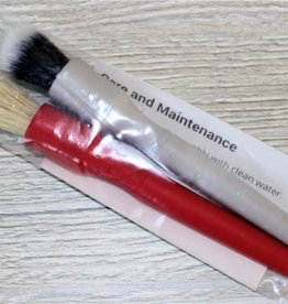 Dual Red Brushes