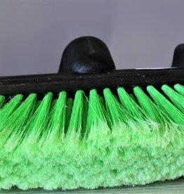 "Green Soft Wash Brush 10"""