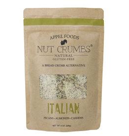 Appel Foods Appel Foods - Nut Crumbs, Italian (226 g)