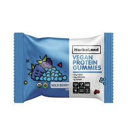 Herbaland Herbaland - Protein Gummies, Wildberry (50g)