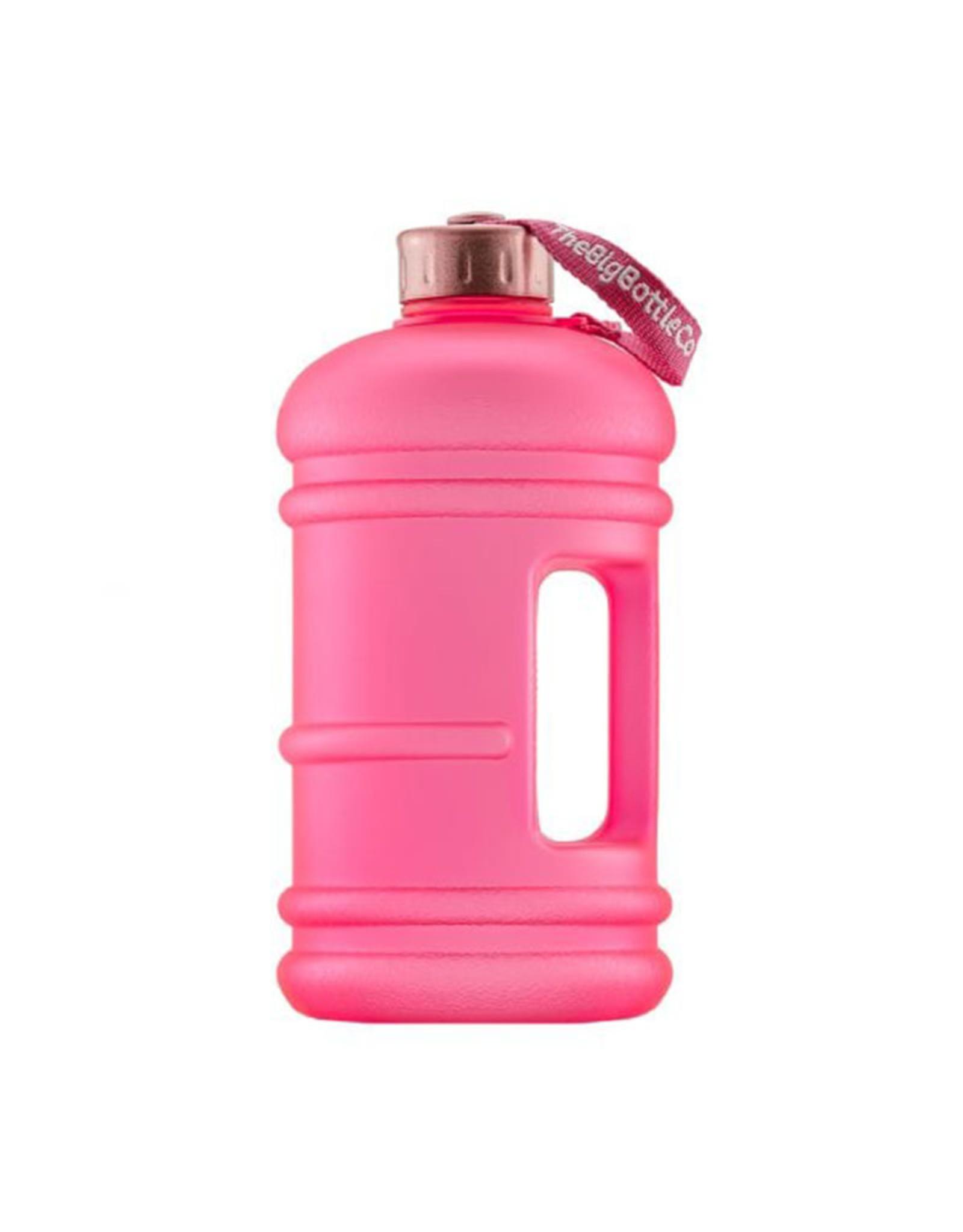 Big Bottle Co. Big Bottle Co. - Rose Gold Collection, Pink (2.2L)