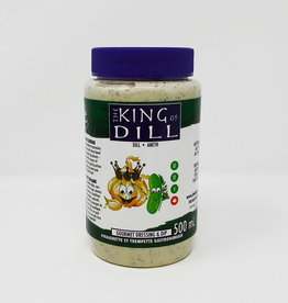 King of Caesar King of Dill - Salad Dressing, Dill (500ml)