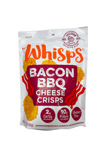 Cello Whisps Whisps - Cheese Crisps, Bacon BBQ