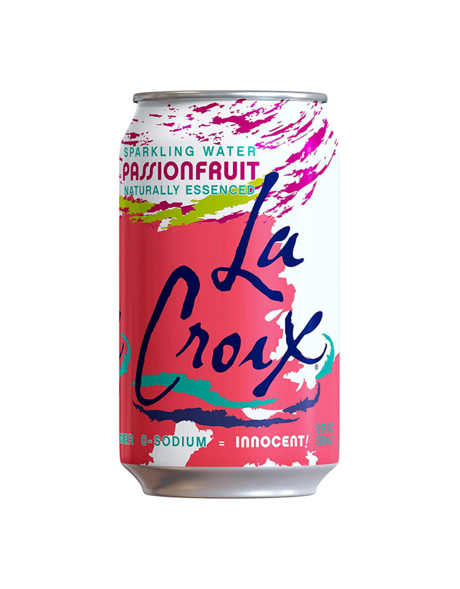 LaCroix LaCroix - Sparkling Water, Passion Fruit (Single)