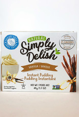 Simply Delish Simply Delish - Pudding, Vanilla