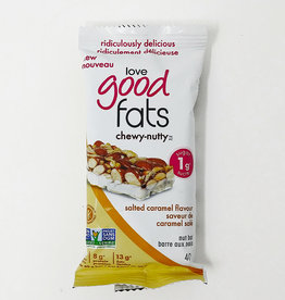 Love Good Fats Love Good Fats - Chewy-Nutty, Salted Caramel