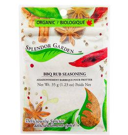 Splendor Garden Splendor Garden - BBQ Rub Seasoning