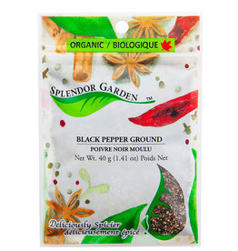 Splendor Garden Splendor Garden - Black Pepper Ground