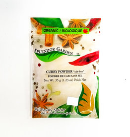 Splendor Garden Splendor Garden - Curry Powder Salt Free