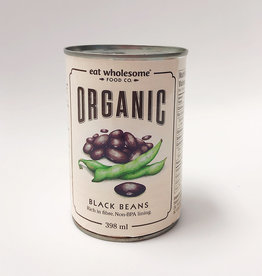 Eat Wholesome Eat Wholesome - Black Beans (398ml)