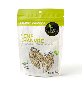 Elan Elan - Hulled Hemp Seeds (165g)