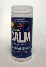 Natural Calm Canada Natural Calm - Calmful Sleep, Wildberry (113g)
