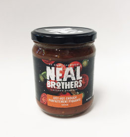 Neal Brothers Neal Brothers - Salsa, Just Hot Enough