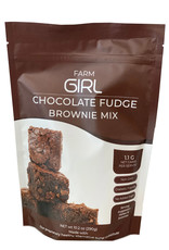 Farm Girl Farm Girl Cereal - Fudge Brownie Mix