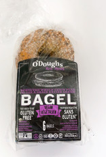 ODoughs ODoughs - Bagels, Spouted Whole Grain Flax