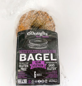 ODoughs O'Doughs - Bagels, Spouted Whole Grain Flax