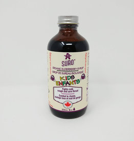 Suro Suro- Elderberry Syrup for Kids (236 ml)