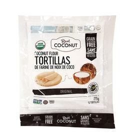 The Real Coconut The Real Coconut - Coconut Flour Tortilla (215g)