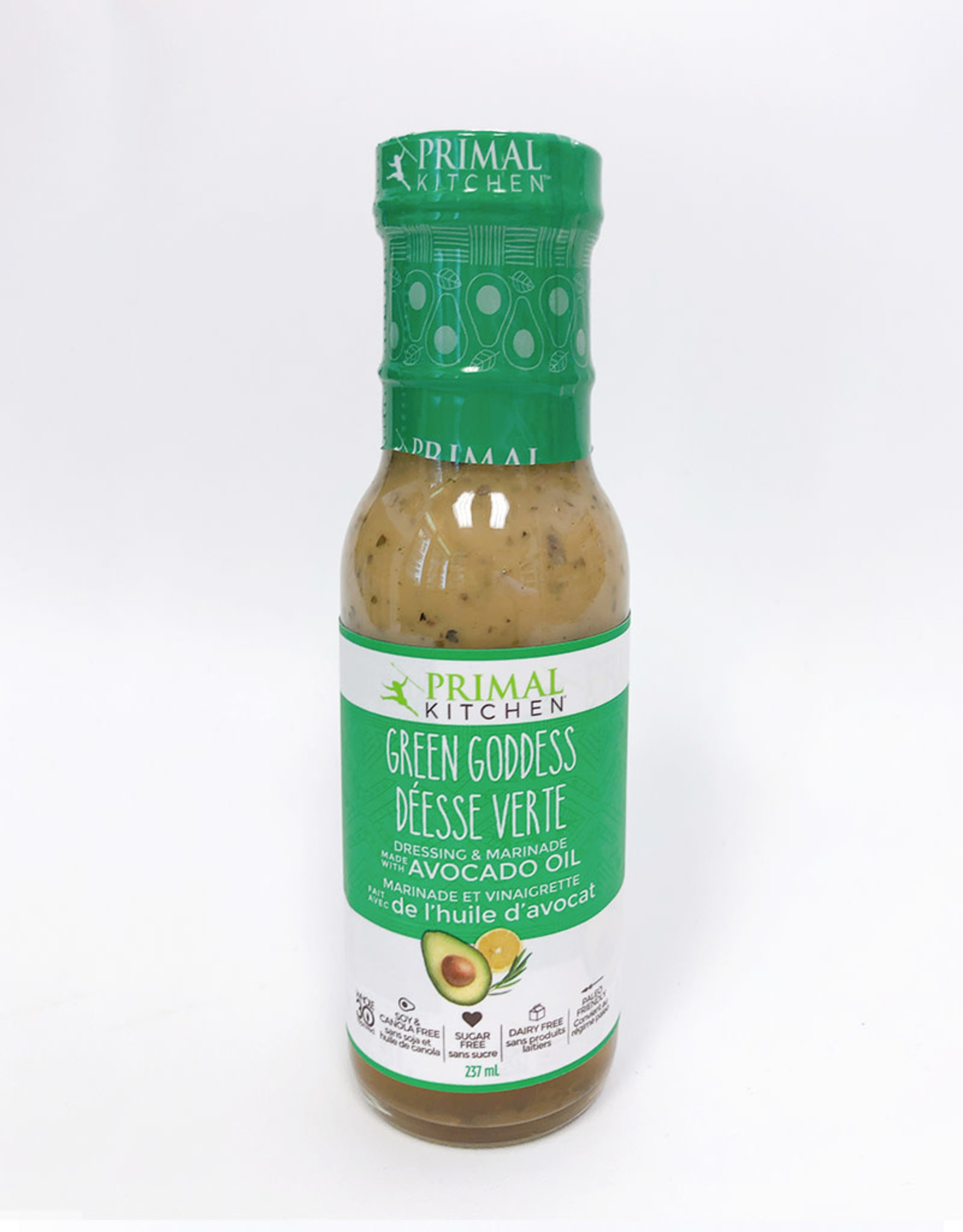 Primal Kitchen Primal Kitchen - Dressing, Green Goddess