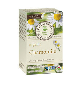Traditional Medicinals Traditional Medicinals Organic Chamomile Tea is a traditional herbal medicine used for the relief of indigestion.