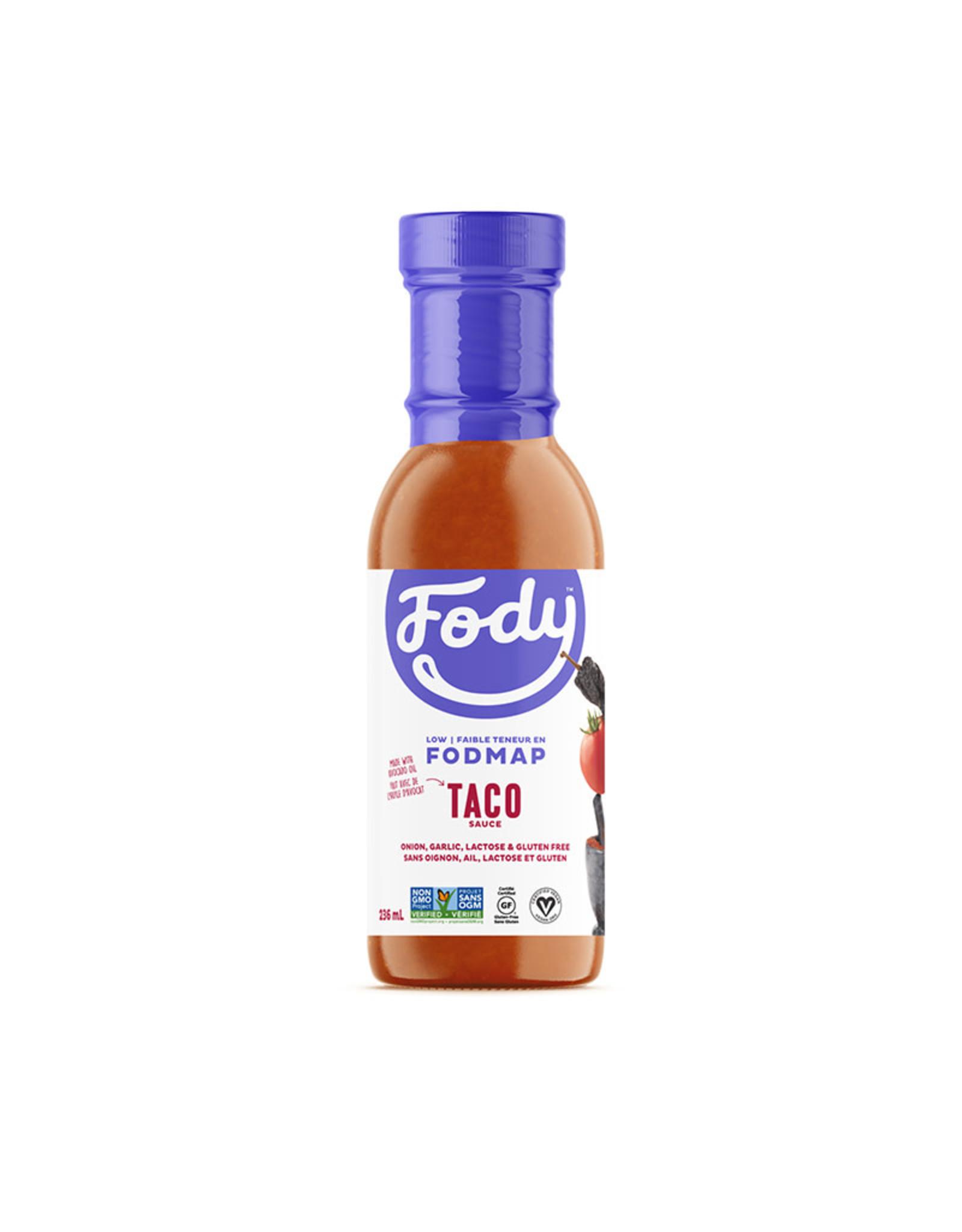 Fody Fody - Sauce, Taco (236ml)