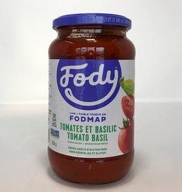 Fody Fody - Sauce, Tomato Basil (550g)