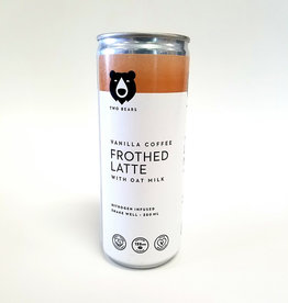 Two Bears Two Bears - Cold Brew Coffee, Latte Vanilla (250ml)
