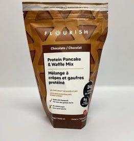 Flourish Pancake Mix Flourish Pancake Mix - Chocolate Protein Pancake Mix