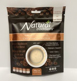 Natural Traditions - Focus Fuel Coffee