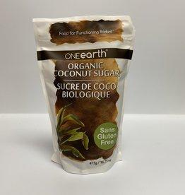One Earth One Earth - Organic Coconut Palm Sugar (475g)