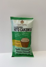 Quick n Yummy Quick n Yummy - Keto Cake Mix - Apple CInnamon (45 g)