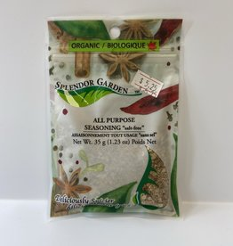 Splendor Garden Splendor Garden - All Purpose Seasoning Salt Free