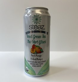 Steaz Steaz - Ice Tea, Peach Mango