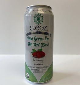 Steaz Steaz - Ice Tea, Raspberry (473 ml)
