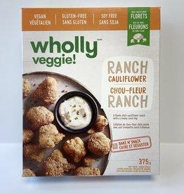 Wholly Veggie Wholly Veggie - Vegan Ranch Cauliflower (375g)