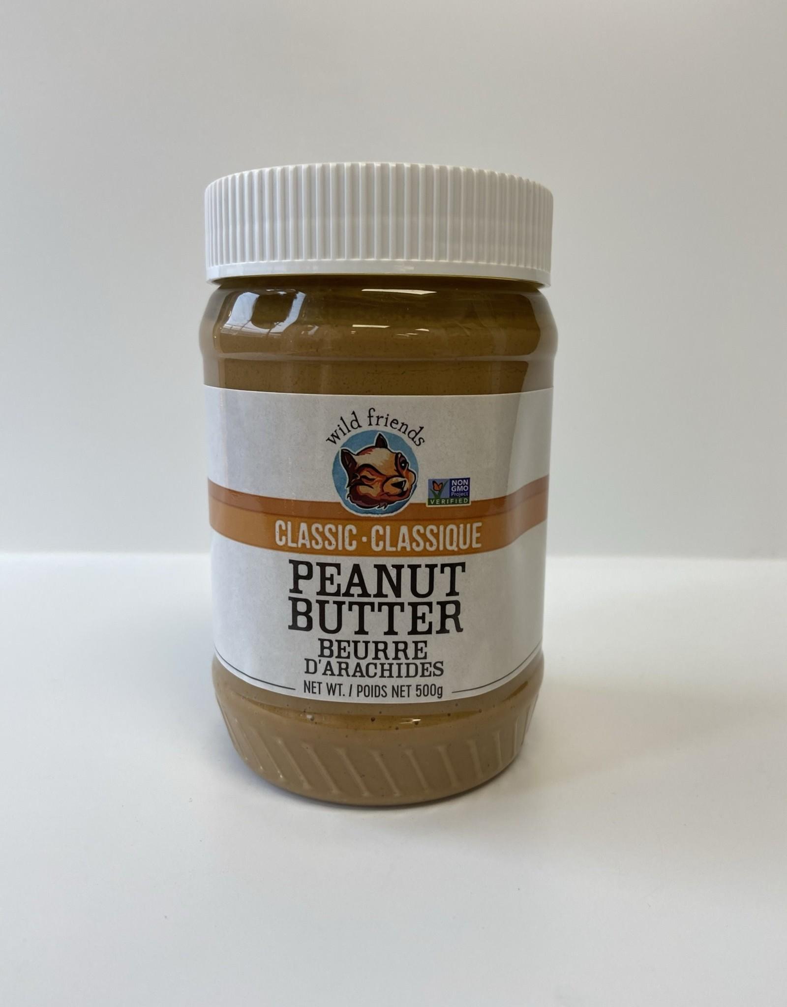 Wild Friends Wild Friends - Classic Creamy Peanut Better