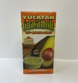 Yucatan Yucatan - Organic Guacamole, 6 singles