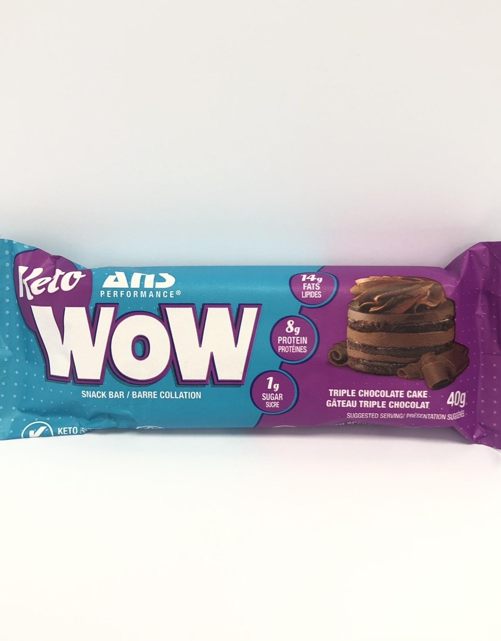 ANS Performance ANS Performance Keto Wow - Triple Chocolate Cake