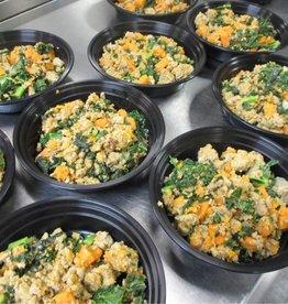 Bryanna's Cafe SFL - Meals to Go, Sausage, Sweet Potato, Kale Hash