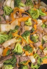 Bryanna's Cafe SFL - Meals to Go, Beef & Broccoli