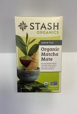 Stash Tea - Organic Matcha Mate