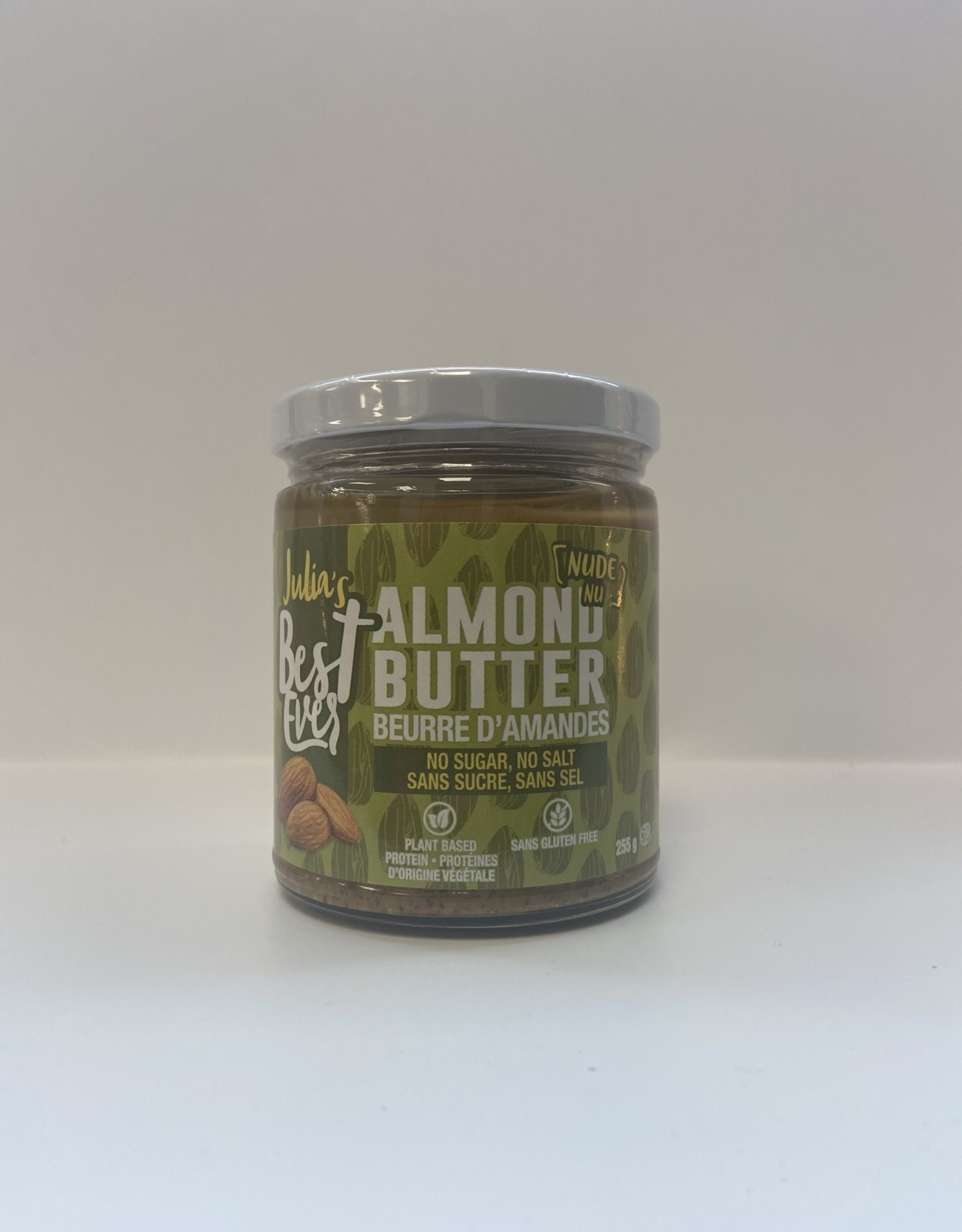 Julia's Best Ever - Almond Butter Nude 255g