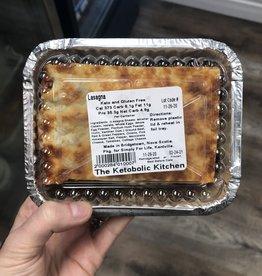The Ketobolic Kitchen The Ketobolic Kitchen - Lasagna