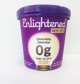 Enlightened Enlightened Keto Ice Cream - Chocolate