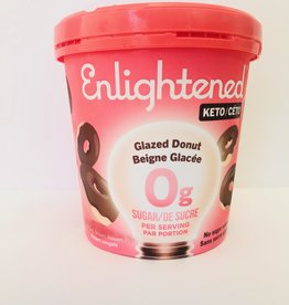 Enlightened Enlightened Keto Ice Cream - Glazed Donut