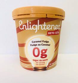 Enlightened Enlightened Keto Ice Cream - Caramel Fudge
